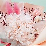 꽃파는농부 - 프리저브드 플라워 미니꽃다발(수국/핑크)|