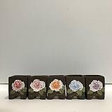 미니콩분 골라담기 - 장미, 육꽃, 매화|