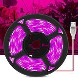 USB타입 풀스펙트럼 믹스 LED 띠막대 워터프루프 식물생장등,다육 월동 실내재배 필수품,식물생장 LED,다육이등 다육|