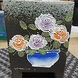 꽃그림  다나화분  -  그림 랜덤발송|Echeveria Donna