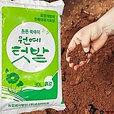 원예용 텃밭 상토 30L 