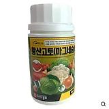 주말농장 전용 소포장 채가원 비료- 황산고토(마그네슘)비료 100g 