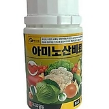 주말농장 전용 소포장 채가원 비료- 아미노산비료 100ml 