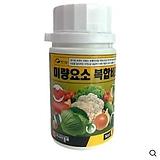 주말농장 전용 소포장 채가원 비료- 미량요소 복합비료 100g 