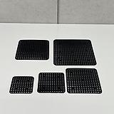 화분 플라스틱 사각 깔망 배수판 