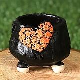 국산수제화분 도향140(오렌지)|