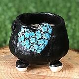 국산수제화분 도향140(블루)|