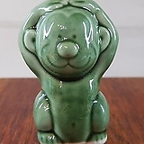 동물도자기( 원숭이 )도자기인형-163736 