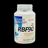 완효성비료 RBF90입제 200g 뿌리에직접 90일지속 고퀄리티식물영양제|