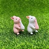 파스텔 토끼 (화분데코) 