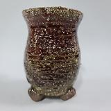 수제화분 여주공방 YJ-04-H04(높이10cm)붉은색|