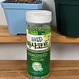 꿈앤들 친환경 완효성 피복복합비료 바사코트 250g|