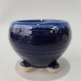 수제화분 여주공방 칼라분(외경8cm) 블루 