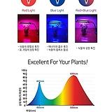 다육 식물 정장촉진전용LED1m|