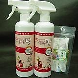 [무료배송]클린팡(살균)+오스모코트100g [합계3개 1세트]-최근생산품-오스모코트250g 무료증정  