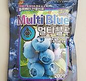 ♥블루베리 전용비료 ♥멀티블루 식물영양제(200g) 