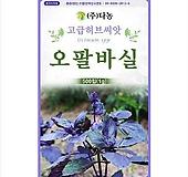 오팔바실(바질) 허브씨앗 [1g]|
